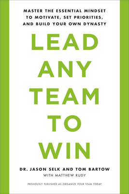 Cover for Lead Any Team to Win