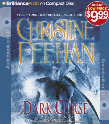 Dark Curse (Carpathian Novels #19) Cover Image