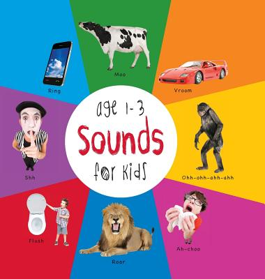 Sounds for Kids age 1-3 (Engage Early Readers: Children's Learning Books) with FREE EBOOK Cover Image