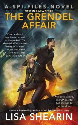 The Grendel Affair Cover