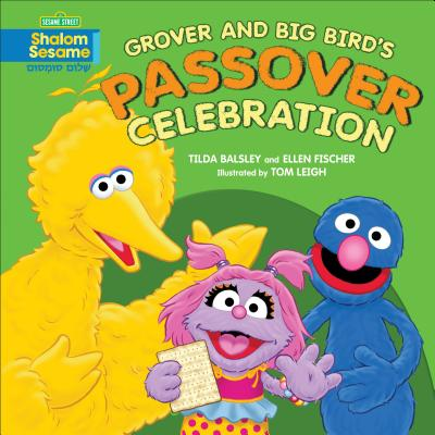 Grover and Big Bird's Passover Celebration Cover