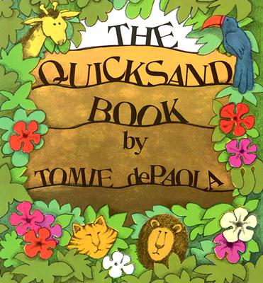 The Quicksand Book Cover Image