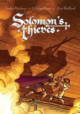 Solomon's Thieves Cover Image