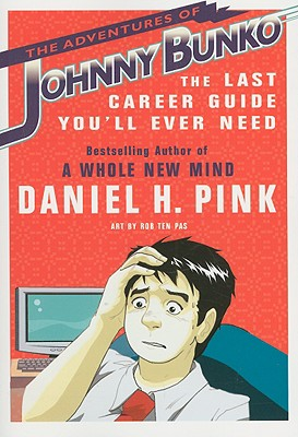 Cover for The Adventures of Johnny Bunko