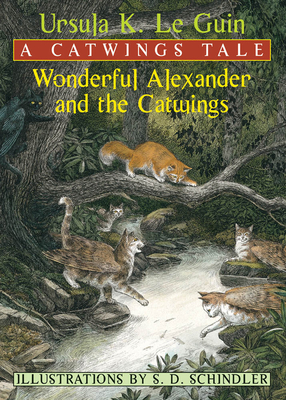 Wonderful Alexander and the Catwings: A Catwings Tale Cover Image