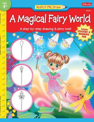 A Magical Fairy World Cover