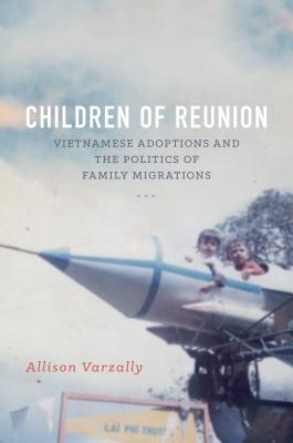 Cover for Children of Reunion