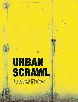Urban Scrawl Pocket Notes Cover Image