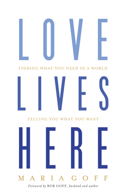 Love Lives Here Cover