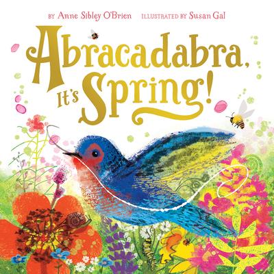 Abracadabra, It's Spring! (Seasonal Magic) Cover Image