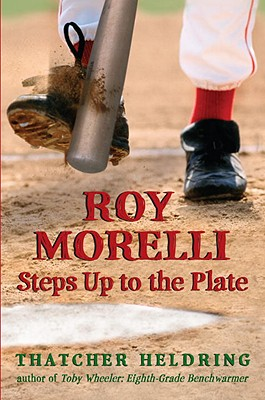 Roy Morelli Steps Up to the Plate Cover