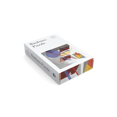Bauhaus 500 Piece Puzzle Cover Image
