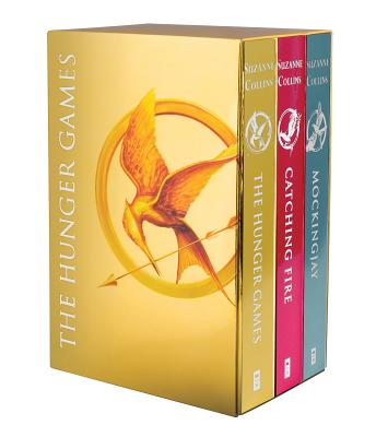 The Hunger Games Box Set: Foil Edition Cover Image