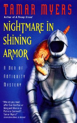 Nightmare in Shining Armor: A Den of Antiquity Mystery Cover Image