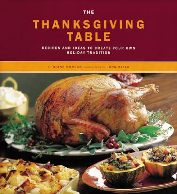 The Thanksgiving Table Cover