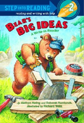 Bear's Big Ideas Cover