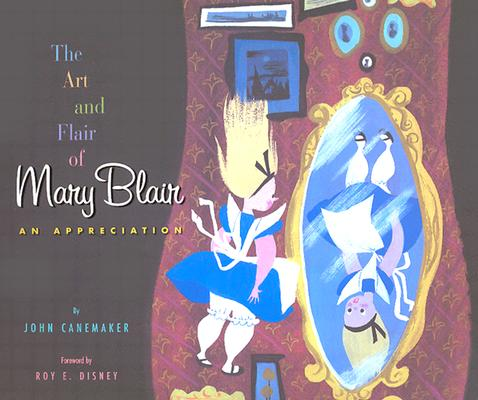 The Art And Flair Of Mary Blair Cover
