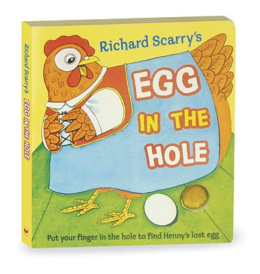 Richard Scarry's Egg in the Hole Cover