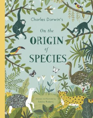 Charles Darwin's On the Origin of Species Cover Image