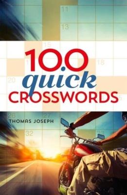 100 Quick Crosswords Cover Image