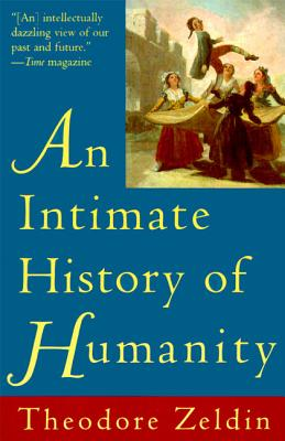 An Intimate History of Humanity Cover Image