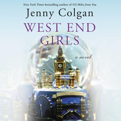 West End Girls Lib/E Cover Image