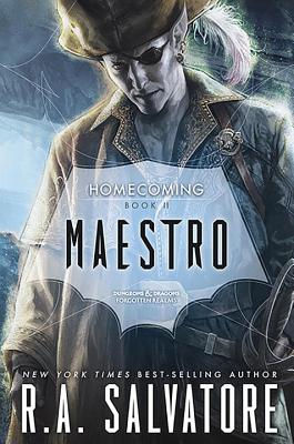 Maestro: Homecoming, Book II Cover Image