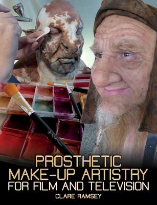 Prosthetic Make-Up Artistry for Film and Television Cover Image