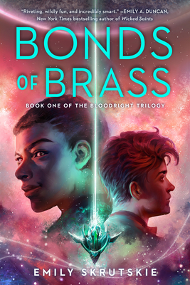 Bonds of Brass: Book One of The Bloodright Trilogy Cover Image