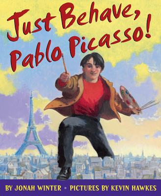 Just Behave, Pablo Picasso! Cover