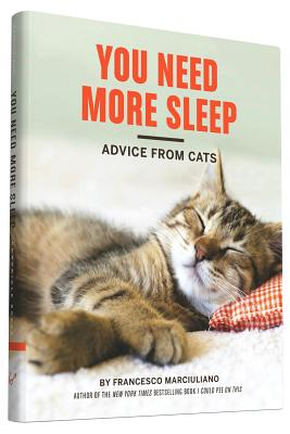 Cover for You Need More Sleep