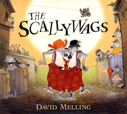 The Scallywags Cover