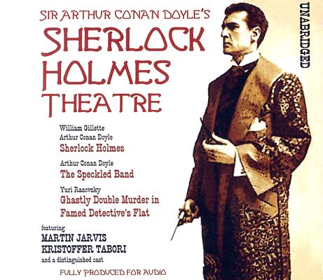 Sherlock Holmes Theatre Cover Image