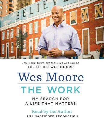 The Work: My Search for a Life That Matters Cover Image