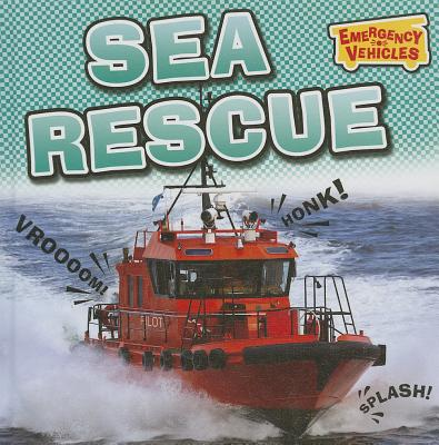 Sea Rescue (Emergency Vehicles (Smart Apple)) Cover Image