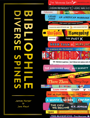 Bibliophile: Diverse Spines Cover Image