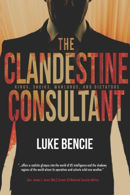 The Clandestine Consultant Cover Image