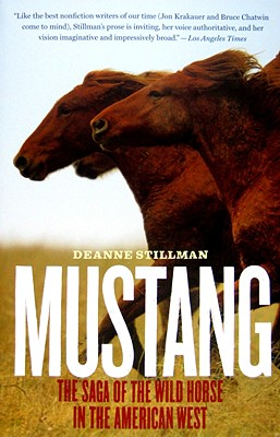 Mustang: The Saga of the Wild Horse in the American West Cover Image