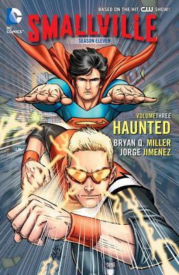 Smallville Season 11 Vol. 3 Cover