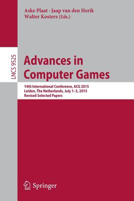 Cover for Advances in Computer Games