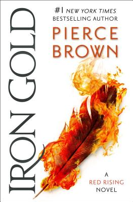 Iron Gold (Red Rising Series #4) Cover Image