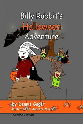 Billy Rabbit's Halloween Adventure Cover Image