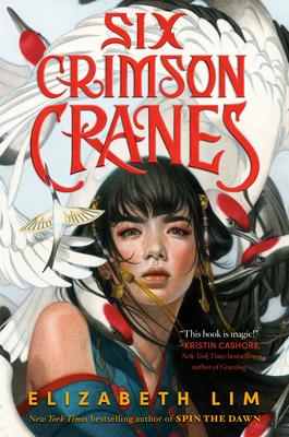 Six Crimson Cranes Cover Image
