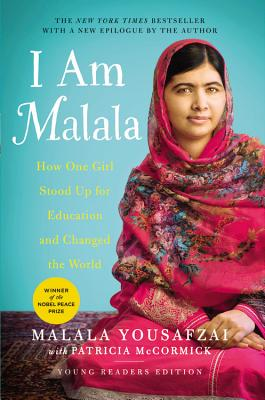 I Am Malala: How One Girl Stood Up for Education and Changed the World (Young Readers Edition) Cover Image