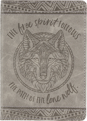 Wolf Artisan Journal (Diary, Notebook) Cover Image