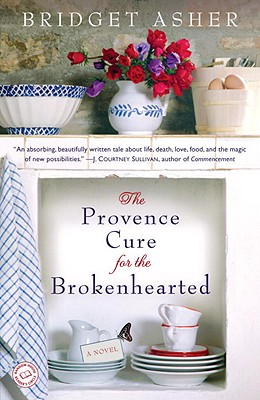 The Provence Cure for the Brokenhearted Cover