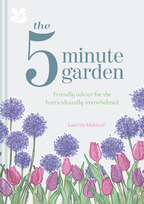 The Five Minute Garden Cover Image