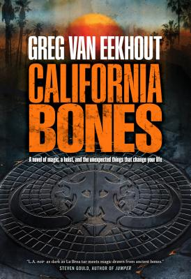 California Bones (Daniel Blackland #1) Cover Image