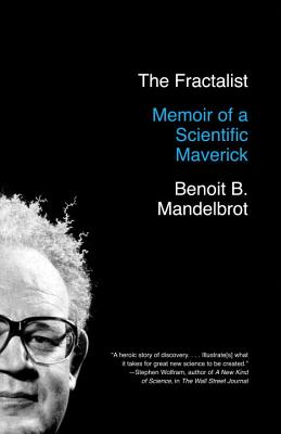 The Fractalist Cover