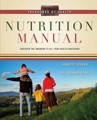 Treasures of Health Nutrition Manual Cover Image